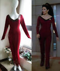 Star Trek The Next Generation Cosplay Deanna Troi Jumpsuit uniform Cos on eBay