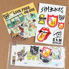 S&M BMX BIKES CREDENCE 'LIVE FREE or DIE' DVD or ASSORTED STICKERS DECALS