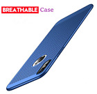iPhone Case For X/ XS/ XR/ XS MAX Ultra-Thin PC Cover Shockproof & Breathable
