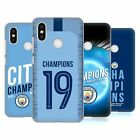 OFFICIAL MANCHESTER CITY MAN CITY FC 2019 CHAMPIONS BACK CASE FOR XIAOMI PHONES $13.95 USD on eBay