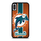 MIAMI DOLPHINS #3 iPhone 6/6S 7 8 Plus X/XS Max XR Phone Case $15.9 USD on eBay