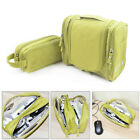 Travel Digital Gadget Storage Bag USB Cable Cord Earphone 2 Layer Organizer Case