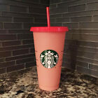 Starbucks COLOR CHANGING Cold Cups SINGLE CUP Summer 2019 24oz IN HAND