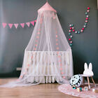 Crib Mosquito Neting Dome Hanging Bed Canopy Kids Teepee Home Nursery Decor Tent