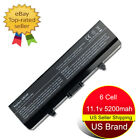 Extended Battery for Dell Inspiron 1525 1526 1545 M911G RN873 GW240 HP297 X284