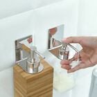 Внешний вид - Stainless Steel Rack Shower Gel Shampoo Soap Liquid Wall Mount Holder Bathroom