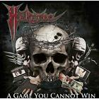 A Game You Cannot Win, Heretic, Audio CD, New, FREE & Fast Delivery