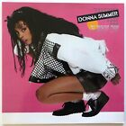 DONNA SUMMER - CATS WITHOUT CLAWS - 1984 GERMANY - VINYL, LP, ALBUM - 250 806-1