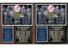 New York Yankees 27-Time World Series Champions Photo Plaque on Ebay