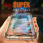 For Phone XS XR X 6 6S 7 8 Plus Phone Case Soft Silicone Transparent TPU Rubber