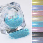 Nail Glitter Powder Holographicssss Gradient Shiny Pigment Dust Nail Design Tool