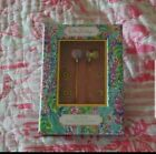 FREE SHIP! Lilly Pulitzer Earbuds Headohones Catch the Wave