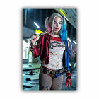 harley quinn suicide squad canvas wall art Wood Framed Ready to Hang XXL