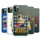 OFFICIAL MINIONS MINION BRITISH INVASION SOFT GEL CASE FOR APPLE iPHONE PHONES