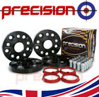 2 Pairs of Adapters & Spigots 5x120 to 5x112 65.1mm to 57.1mm VW Transporter T5