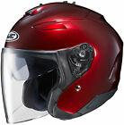 HJC Adult Wine IS-33 II Motorcycle Helmet