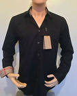 BURBERRY BRIT HENRY MEN S LONG SLEEVE STRETCH COTTON DRESS SHIRT S M L XL XXL <br/> BURBERRY MEN DRESS SHIRT