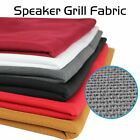 Audio Speaker Mesh Grill ClothStereo Subwoofer Fabric Decorative Dust proof DIY
