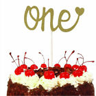 Fashion Happy Birthday Cake Toppers  Bling  Decor Sign Party Props