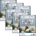 Mainstays 8x10 Format Picture Frame  Set of 6