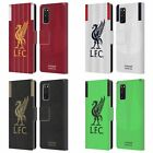 LIVERPOOL FC LFC 2019/20 KIT PU LEATHER BOOK WALLET CASE FOR SAMSUNG PHONES 1