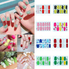 Nail Applique Trend  Glitter Series Stickers Personality Nail Stickers Fashion