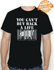 Meat T-Shirt / BARCODE / Cant Buy A Life / Morrissey / The Smiths / All Sizes