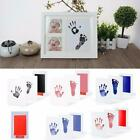Baby Care Non-Toxic Baby Photo frame DIY Handprint Footprint Imprint Kit Baby So