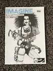 Imagine Illustrated 3rd Wicked Issue British Indie  Rare Sol-7 Comix 1990