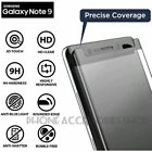 Tempered Glass Screen Protector For All Samsung Phones / I-PHONE EDGE N0TE X 5D
