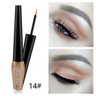 9 Colors shiny Not Blooming Makeup Eyeliner Waterproof Liquid Eye Liner Beauty