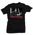 Never Stepped on Tee by Bobby Fresh to Match the Infrared 6's  Scarface Tee