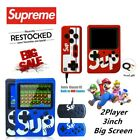 HANDHELD PORTABLE GAMEBOY BOX 400 IN 1 ARCADE CLASSIC VIDEO GAME CONSOLE RETRO
