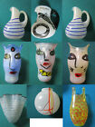 KOSTA BODA ULRICA HYDMAN SIGNED MINI VASES Open Minds MINI JAR PICK ONE