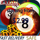 8 Ball Pool Legit Coins |1 BILLION | 510 MILLION | 250 MILLION | FAST TRANSFER $13.99 USD on eBay
