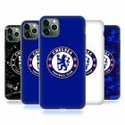 OFFICIAL CHELSEA FOOTBALL CLUB CREST SOFT GEL CASE FOR APPLE iPHONE PHONES