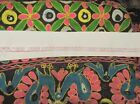 Banjara gypsy Vintage hand embroidery panel 1.80metre x 78cm lovely one of a kin