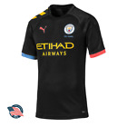 Puma Manchester City 2019-2020 Away Official Jersey Kit Sky Blue Man City MCFC