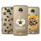HEAD CASE DESIGNS BEES GEL CASE FOR MOTOROLA PHONES