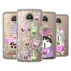 HEAD CASE DESIGNS BUBBLE TEA GEL CASE FOR MOTOROLA PHONES