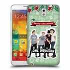 OFFICIAL ONE DIRECTION PHOTO DOODLE CHRISTMAS GEL CASE FOR SAMSUNG PHONES 2