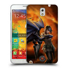 OFFICIAL ANNE STOKES DRAGON FRIENDSHIP 2 GEL CASE FOR SAMSUNG PHONES 2
