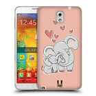 HEAD CASE DESIGNS ANIMAL WITH OFFSPRING GEL CASE FOR SAMSUNG PHONES 2
