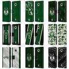 OFFICIAL NBA MILWAUKEE BUCKS LEATHER BOOK WALLET CASE FOR MOTOROLA PHONES on eBay