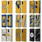 OFFICIAL NBA INDIANA PACERS LEATHER BOOK WALLET CASE FOR SAMSUNG PHONES 1 on eBay