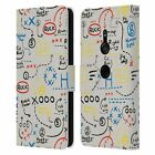 ENGLAND RUGBY UNION 2017/18 KIDS LEATHER BOOK WALLET CASE FOR SONY PHONES 1
