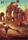Star Wars Imperial Walker Classic Movie Large Poster Art Print Maxi A1 A2 A3 A4