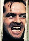 The Shining Heres Johnny Classic Movie Large Poster Art Print Maxi A1 A2 A3 A4