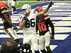 INDIANAPOLIS COLTS HOUSTON TEXANS Field Level ROW 2 AISLE 2 Tickets October 20 on eBay