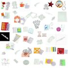 DIY Metal Cutting Dies Stencil Scrapbooking Paper Card Embossing Christmas Decor